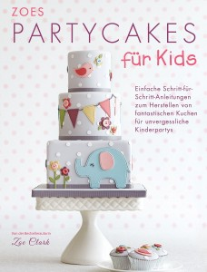 Cake Decorating Books & Sugar craft Tutorials by Zoe Clark