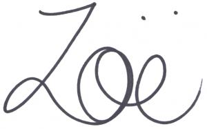 Zoe Sig2