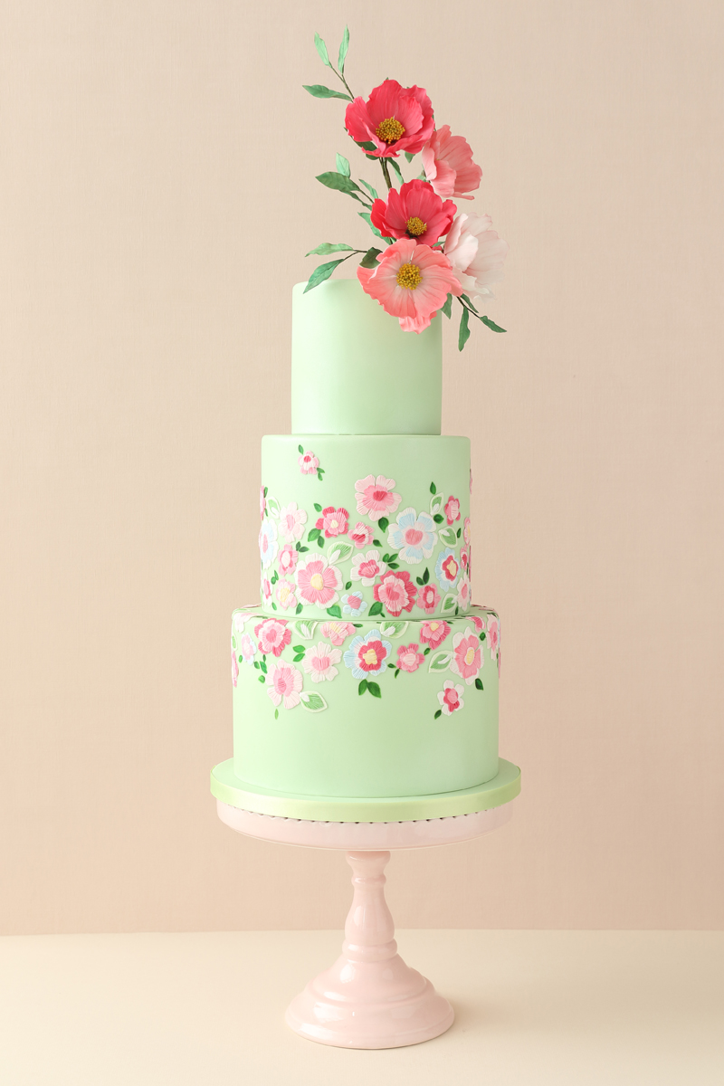 Wedding Cakes Noosa Sunshine Coast Zoe Clark Cakes