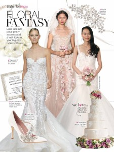 Bridal Guide May 2015