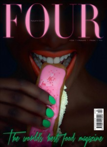 Four Magazine Cover