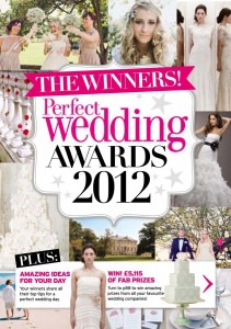 Perfect Wedding Awards 2012 Results