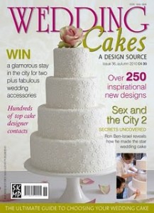 Wedding Cakes issue 36 2010