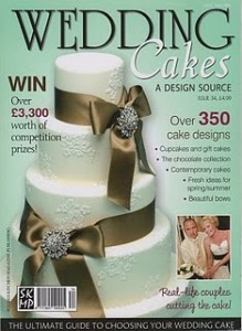 Wedding Cakes magazine Issue 34 2009